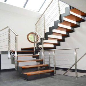 Galvanized Steel Staircases